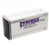 Зипрекса Zyprexa 10 MG (Olanzapine) 56X10MG